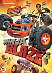 Blaze & The monster machine - Ninja blaze, (DVD)
