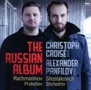 RUSSIAN ALBUM: CELLO SONA...
