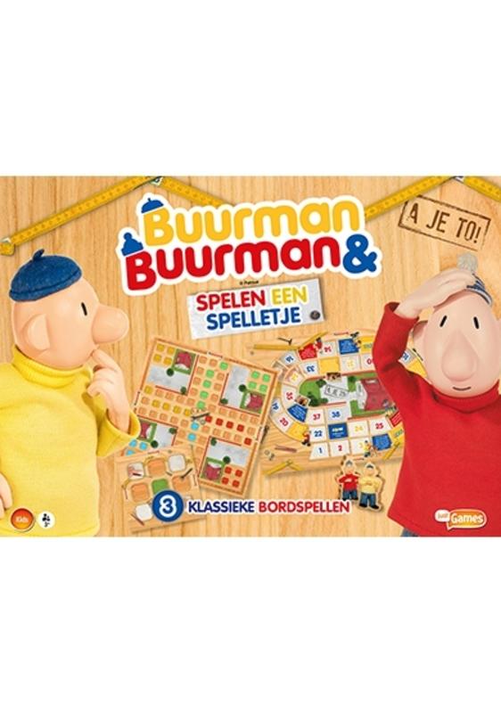 Buurman & Buurman - Spelen een spelletje. SPEL