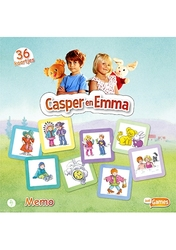 Casper en Emma - Memo