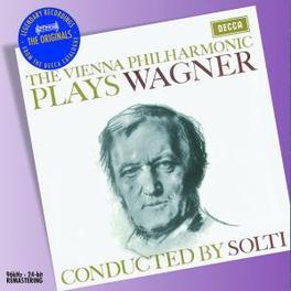 OVERTURES/SIEGFRIED IDYLL VIENNA PHILHARMONIC/GEORG SOLTI Audio CD, R. WAGNER, CD