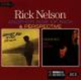 ANOTHER SIDE OF/PERPECTIV 1967 AND 1968 LP'S ON 1 CD Audio CD, RICK NELSON, CD