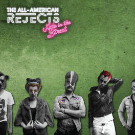 KIDS IN THE STREET ALL AMERICAN REJECTS, CD