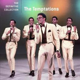 DEFINITIVE COLLECTION Audio CD, TEMPTATIONS, CD