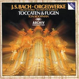 TOCCATAS&FUGAS BWV565.537 KOOPMAN, TON Audio CD, J.S. BACH, CD