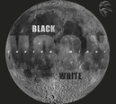BLACK WHITE MOON -DIGI-