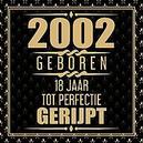 2003 Geboren 18 Jaar Tot...