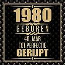 1981 Geboren 40 Jaar Tot...