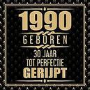 1991 Geboren 30 Jaar Tot...