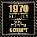 1971 Geboren 50 Jaar Tot...