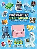Minecraft stickerboek:...