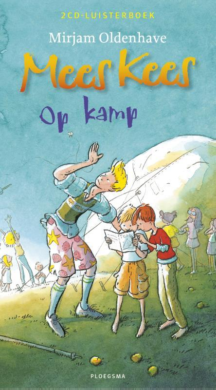 Mees Kees- op kamp (2CD)