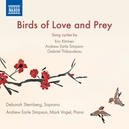 BIRDS OF LOVE AND PREY SONG...