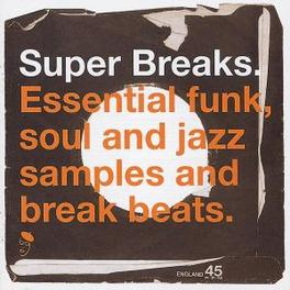 SUPERBREAKS -20TR- 20 TRAX AS SAMPLED BY:FATBOY S/GANG STARR/WU TANG/MASSI V/A, Vinyl LP