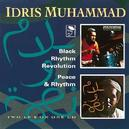 BLACK RHYTHM REVOLUTION/P ...PEACE & RHYTHM / 2 LP'S ON 1 CD