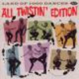 LAND OF 1000 DANCES ALL TWISTIN' EDITION Audio CD, V/A, CD