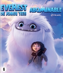 Abominable (Everest de jonge Yeti), (Blu-Ray)