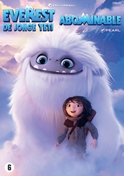 Everest de jonge Yeti (Abominable), (DVD)