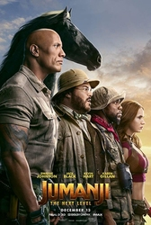 Jumanji - The next level +...