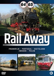 Rail away 64 - 65, (DVD)