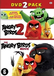 Angry birds movie 1+2 (BE),...