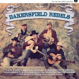 BAKERSFIELD REBELS W. KENNY VERNON, SPENCERS, GARY PAXTON, DEE MIZE Audio CD, V/A, CD