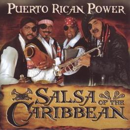 SALSA OF THE CARIBBEAN Audio CD, PUERTO RICAN POWER, CD