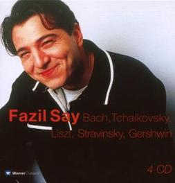 PLAYS BACH, TCHAIKOSVKY, Audio CD, FAZIL SAY, CD