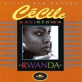 RWANDA Audio CD, CECILE KAYIREBWA, CD