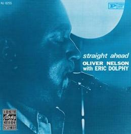 STRAIGHT AHEAD W/ERIC DOLPHY Audio CD, OLIVER NELSON, CD