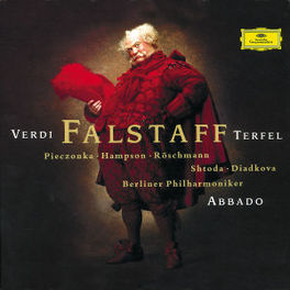 FALSTAFF BERLINER PHIL./CLAUDIO ABBADO Audio CD, G. VERDI, CD