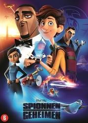 Spionnengeheimen, (DVD)