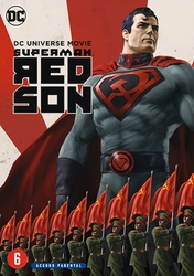 Superman - Red son, (DVD)