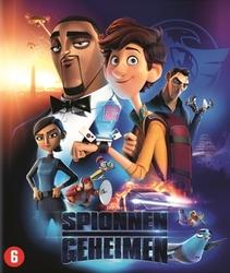 Spionnengeheimen, (Blu-Ray)
