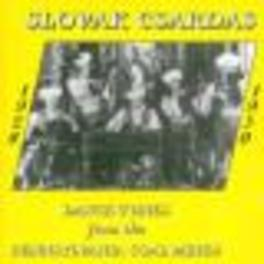 SLOVAK CSARDAS DANCE TUNE FROM PENNSYLVANIA COAL MINES Audio CD, V/A, CD