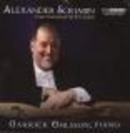 COMPLETE ETUDES OHLSSON, GARRICK Audio CD, ALEXANDER SCRIABIN, CD