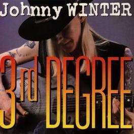 THIRD DEGREE Audio CD, JOHNNY WINTER, CD