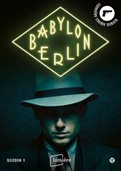 Babylon Berlin - Seizoen 1, (DVD)