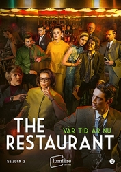 The Restaurant - Seizoen 3, (DVD)