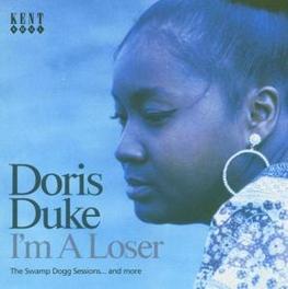 I'M A LOSER THE SWAMP DOGG SESSIONS Audio CD, DORIS DUKE, CD