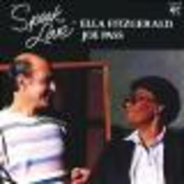 SPEAK LOVE Audio CD, ELLA/JOE PASS FITZGERALD, CD