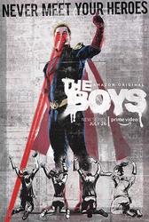 The boys - Seizoen 1, (Blu-Ray)