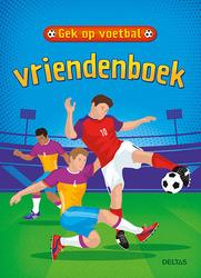 Gek op voetbal vriendenboek