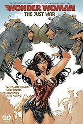 Wonder woman (01): the just...
