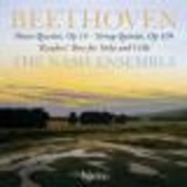 PIANO QUARTET/STRING QUIN NASH ENSEMBLE Audio CD, L. VAN BEETHOVEN, CD