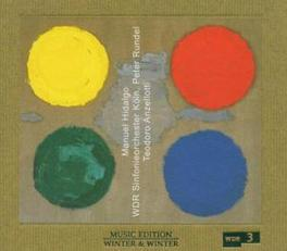 NUUT, GRAN NADA Audio CD, TEODORO ANZELLOTTI, CD