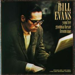 YOU'RE GONNA HEAR FROM ME Audio CD, BILL EVANS, CD