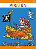 Kleurblok Piraten