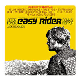 EASY RIDER *REMASTERED* 1969 ALBUM RE-ISSUE Audio CD, OST, CD