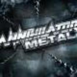 METAL *2007 ALBUM FT. GUESTS ON EACH TRACK INCL. DANKO JONES* Audio CD, ANNIHILATOR, CD
